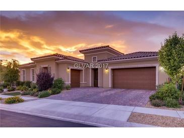 Photo one of 14 Pink Dogwood Dr Las Vegas NV 89141 | MLS 1906359