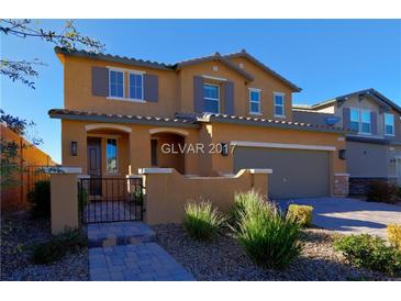 Photo one of 2327 Bonate Sorro St Henderson NV 89044 | MLS 1951092
