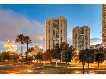 Photo one of 2857 Paradise Rd # 1001 Las Vegas NV 89109 | MLS 1956094