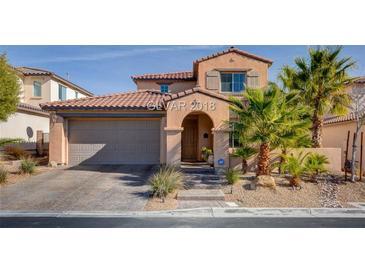 Photo one of 960 Encorvado St Las Vegas NV 89138 | MLS 1957929