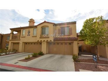 Photo one of 7315 Camrose Ridge Pl # 103 Las Vegas NV 89149 | MLS 1958781