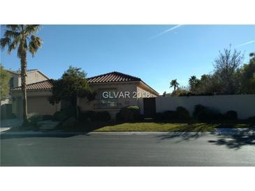 Photo one of 11305 Parleys Cone Ct Las Vegas NV 89135 | MLS 1958950