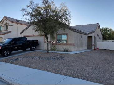 Photo one of 5709 Lawrence St North Las Vegas NV 89081 | MLS 1959093