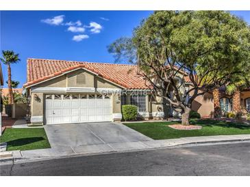 Photo one of 5731 Southern Trails Ct Las Vegas NV 89113 | MLS 1967106