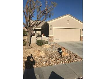 Photo one of 7774 Widewing Dr North Las Vegas NV 89084 | MLS 1967167