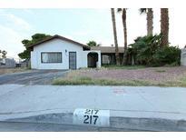 View 217 Pancho Villa Ln Las Vegas NV