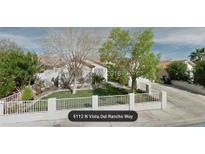 View 5112 Vista Del Rancho Way North Las Vegas NV