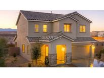 View 9116 Laughing Owl Ave # Lot 14 Las Vegas NV