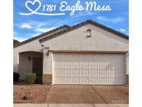 View 1781 Eagle Mesa Ave Henderson NV