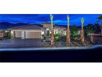 View 9303 Skyline Ranch Cir Las Vegas NV