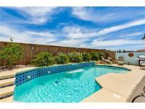 View 4390 Silver Bay St Las Vegas NV