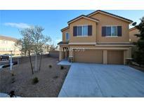 View 4001 Topaz Hills Dr North Las Vegas NV