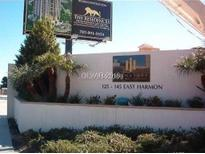 View 135 Harmon Ave # 2309 Las Vegas NV