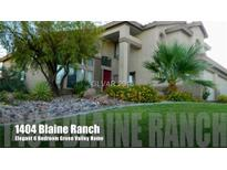 View 1404 Blaine Ranch St Henderson NV